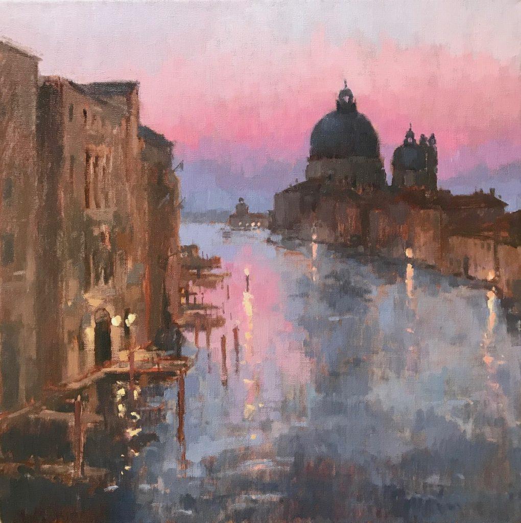 Dawn, The Grand Canal