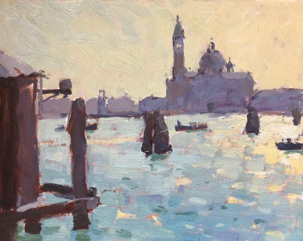 Sunrise 3, San Giorgio Maggiore