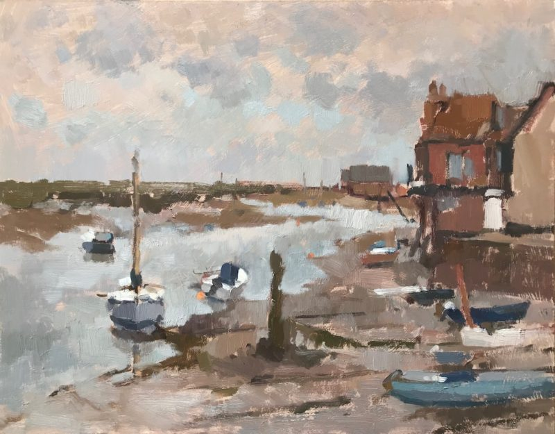 #469 'Wells Next the Sea, Norfolk'