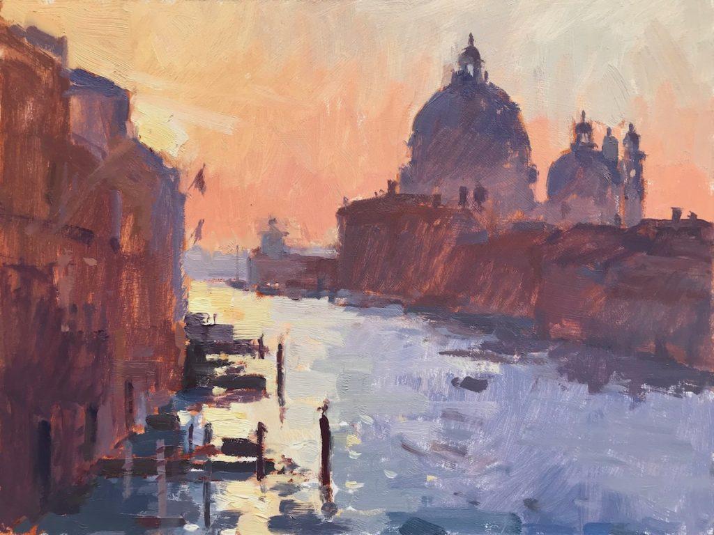 Early Light, Maria Della Salute