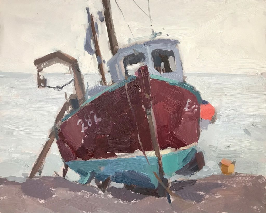 Fishing Boat, Beer