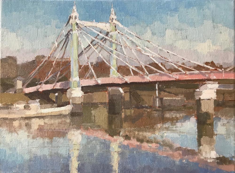 Midday Light, Albert Bridge