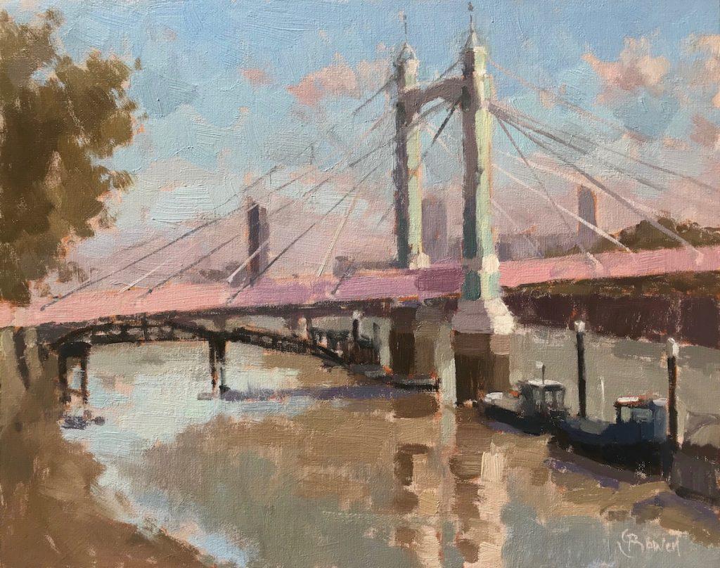 Early Evening, Albert Bridge