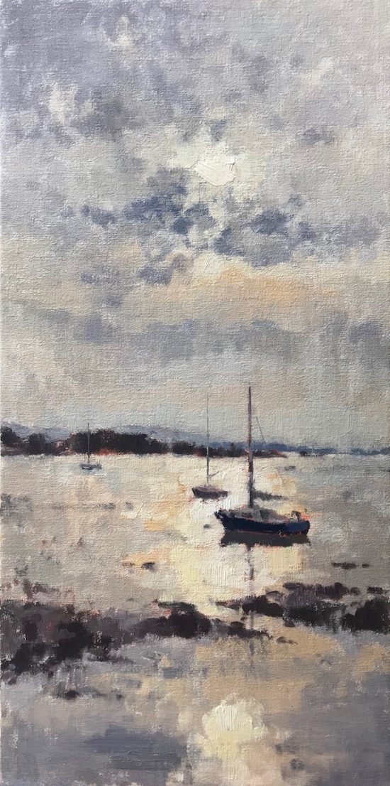#467 Morning Light, Langstone
