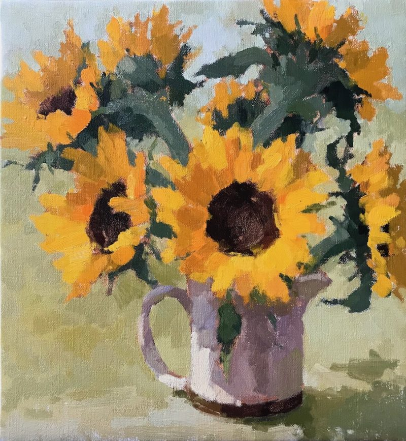 #475 Sunflowers