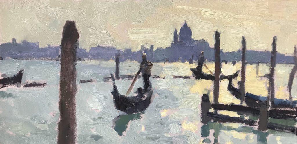 'Afternoon Gondola Ride'