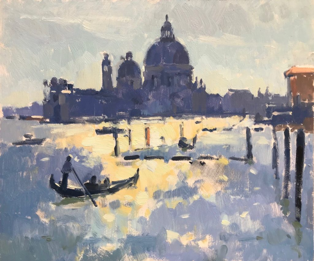 Afternoon Light, Maria Della Salute'