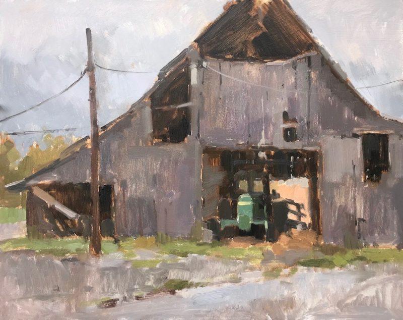 #513 Old Tennessee Barn