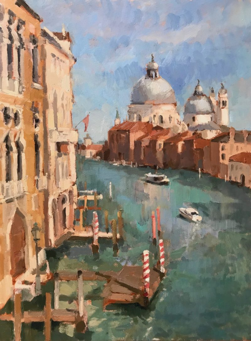 #527 From The Accademia, Venice