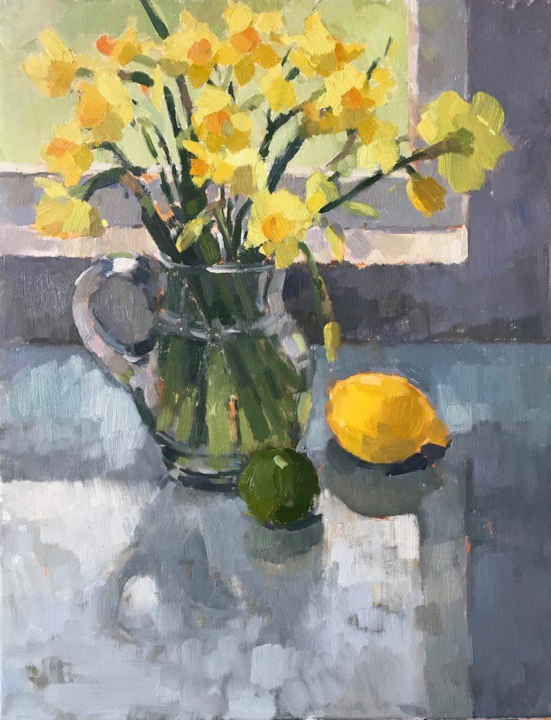 Citrus Daffodils
