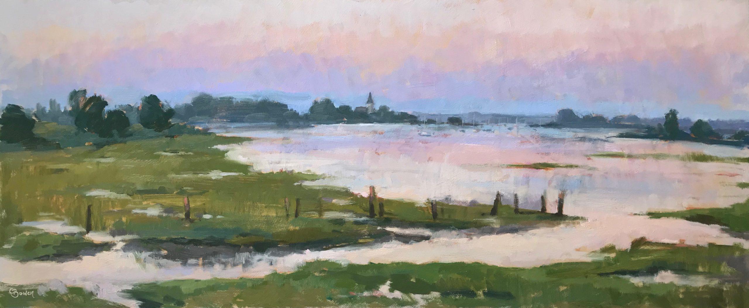 Sunrise, Bosham Creek