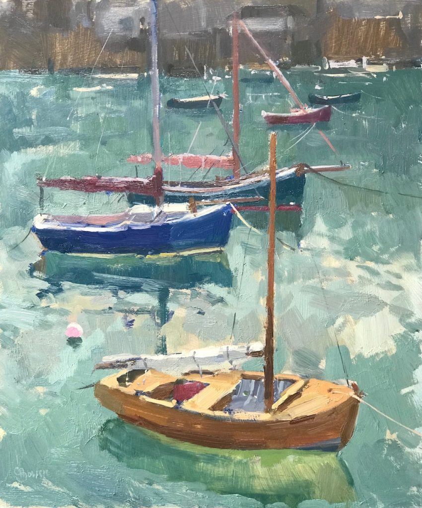 Old Boats, Mousehole