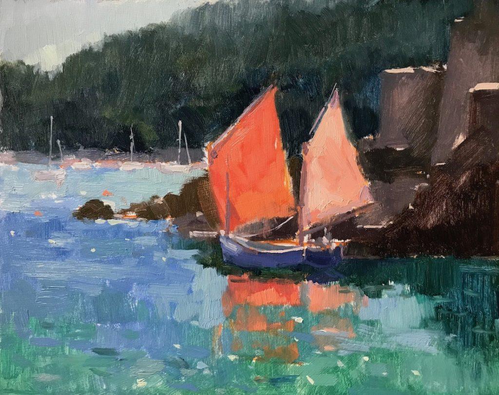 Red Sails Kingsand Cornwall