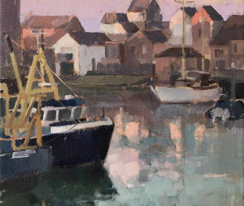 #536 First Light, Camber Dock